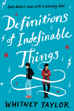 Definitions of Indefinable Things by Whitney Taylor