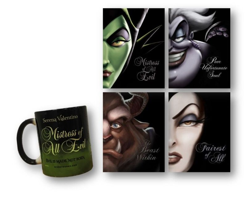 Mistress of All Evil Prize Pack from Disney