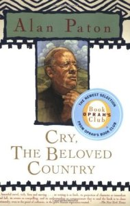 Cry the Beloved Country - classics