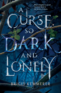 A Curse So Dark and Lonely by Brigid Kemmerer