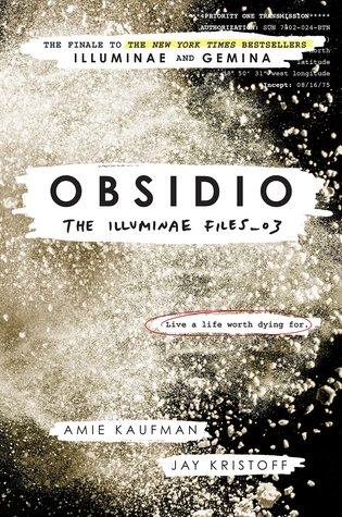 Obsidio (Illuminae Files #3) by Amie Kaufman and Jay Kristoff