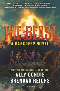 The Beast by Ally Condie and Brendan Reichs