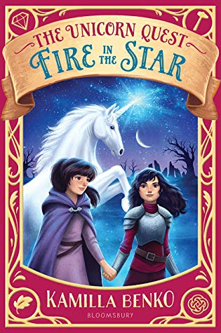 Fire in the Star by Kamilla Benko
