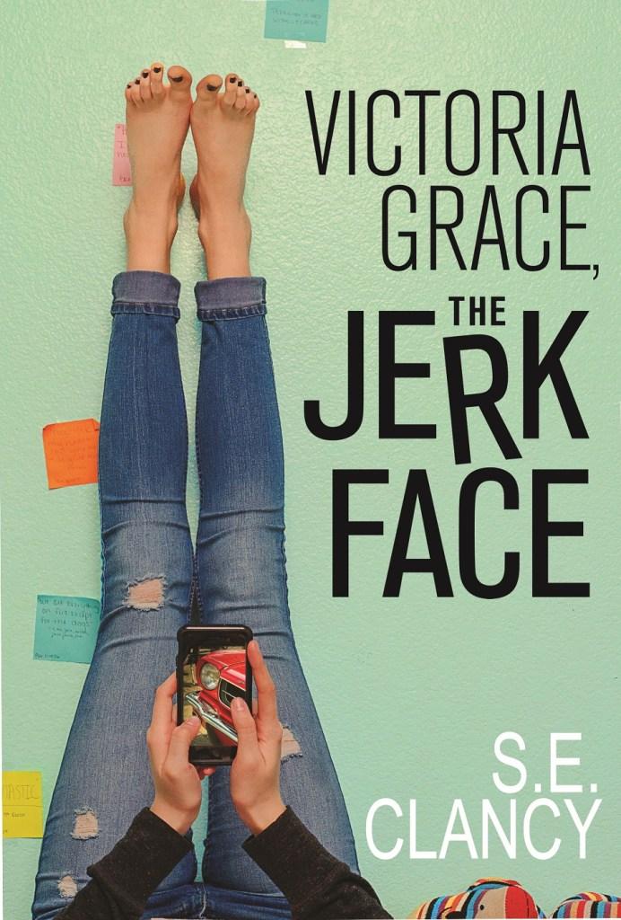 Victoria Grace the Jerkface