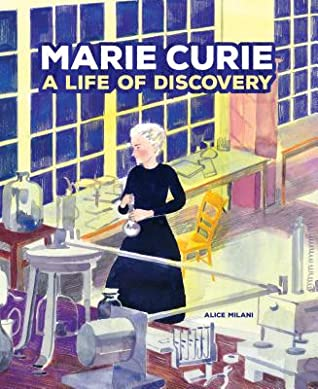 Marie Curie by Alice Milani