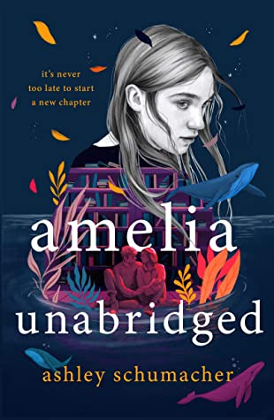 amelia unabridged ashley schumacher