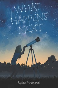 What Happens Next by Claire Swinarski