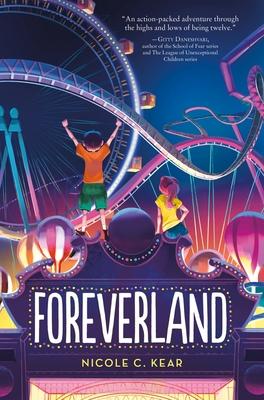 Foreverland by Nicole C. Kear