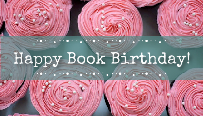Happy Book Birthday