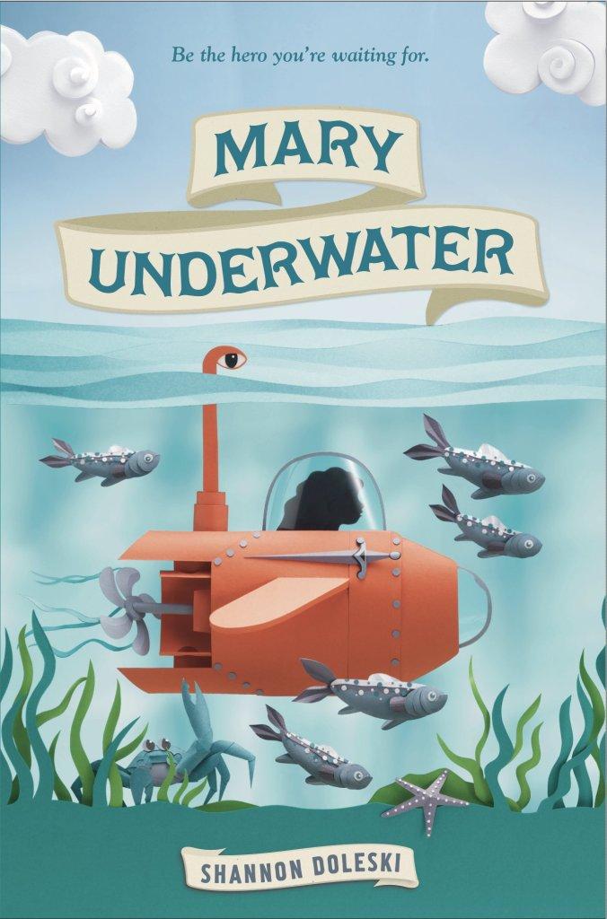 Mary Underwater by Shannon Doleski