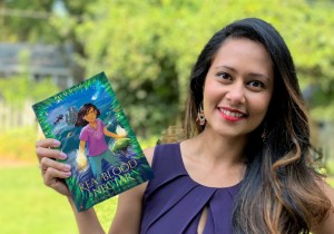 Rea and the Blood of the Nectar author Payal Doshi