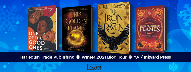 This Golden Flame Blog Tour