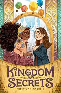 Kingdom of Secrets by Christyne Morell