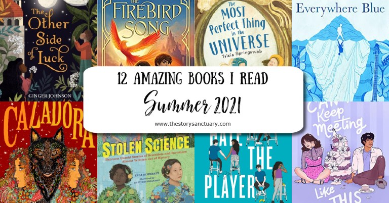 12 Amazing Books I Read Summer 2021