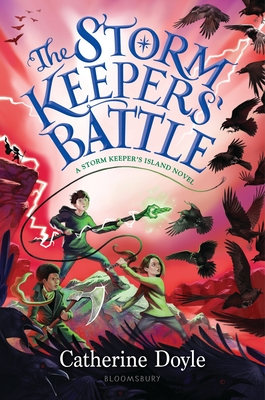 The Storm Keeper's Battle by Catherine Doyle