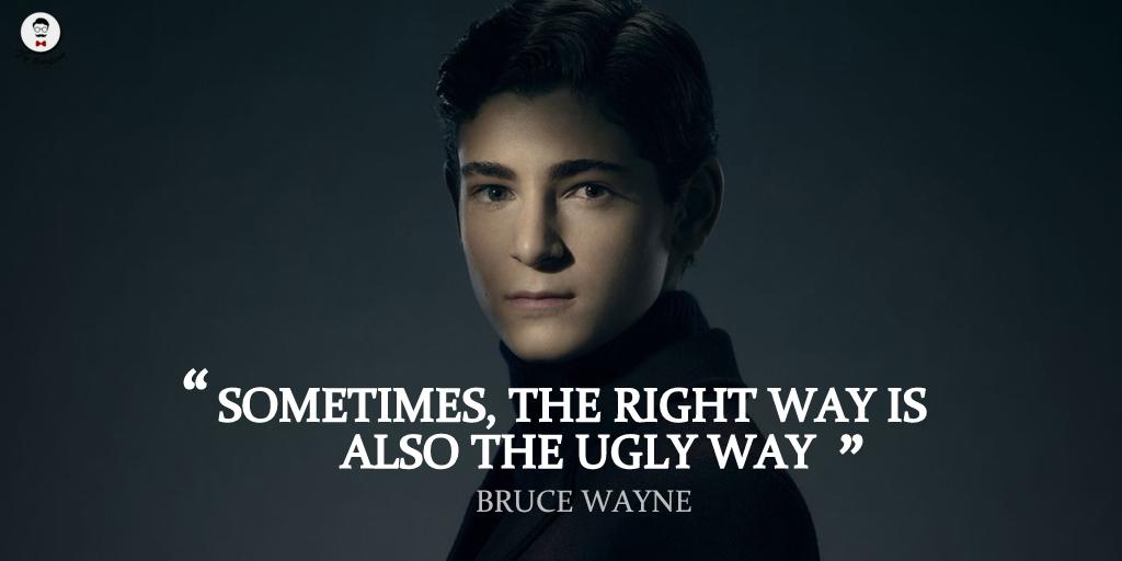 bruce wayne quotes