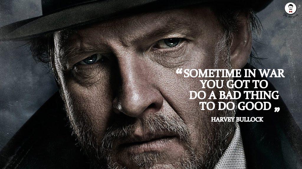 Harvey Bullock quotes
