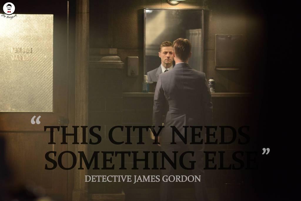 JAMES GORDON QUOTES