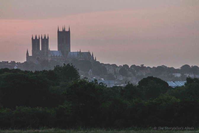 Lincoln Cathedral at Dawn