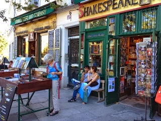 Shakespeare and Company: A literary shrine