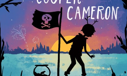 Alumni Voices with Jane O'Reilly: The Notations of Cooper Cameron Cover Reveal!