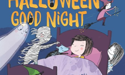 Publication Interview with Rebecca Grabill: Halloween Good Night