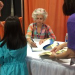 Alumni Voices with Regina McMenamin Lloyd: Rebooting at the National Book Festival