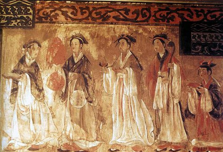 Han dynasty aristocrats