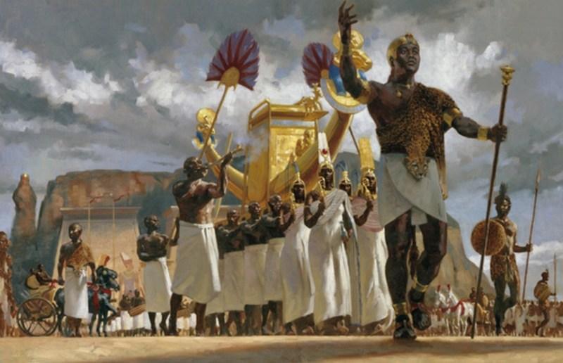 The Kushite pharaoh Piye I
