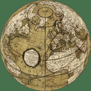 The Strange Continent Logo