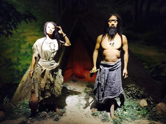 Villagers at Banpo
