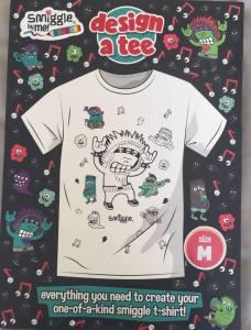 smiggle t shirt kit