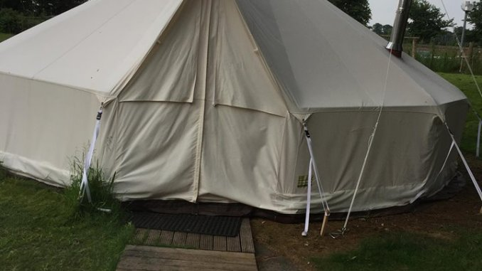 glamping in Stratford-Upon-Avon