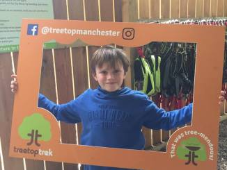 tree top trek manchester