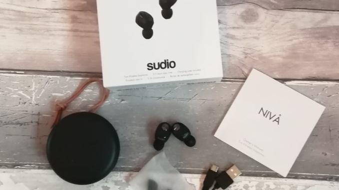 wireless earphones from sudio
