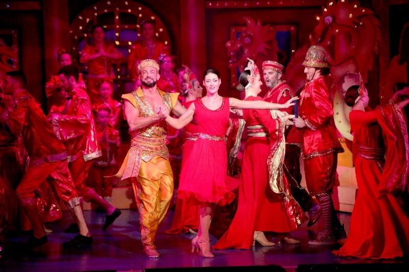 aladdin at st helens theatre royal