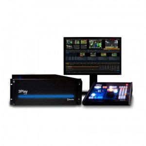 Save 10%OFF on NEWTEK 3PLAY 4800 WITH CONTROL SURFACE