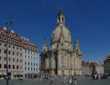 Frauenkirche Dresden September 2009