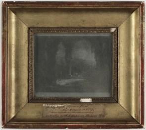 Un Clair de Lune, c. 1827.