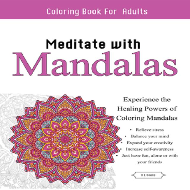 Meditate With Mandalas The Stress Factor