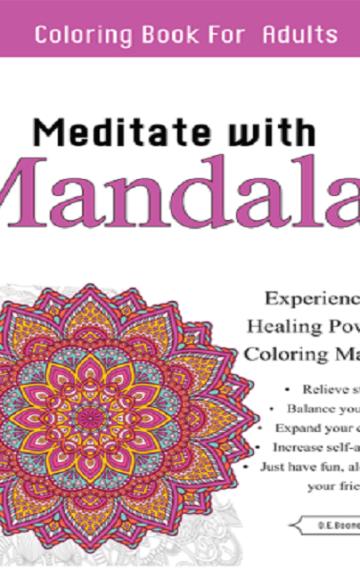 Meditate With Mandalas