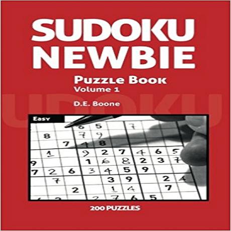 Sudoku Newbie: Sudoku Puzzle Book