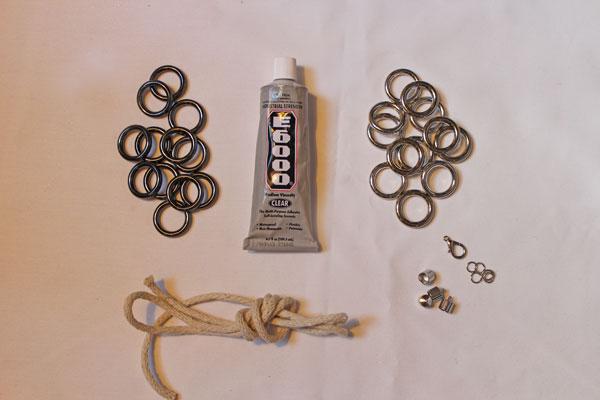 Rings-+-Rope---Materials