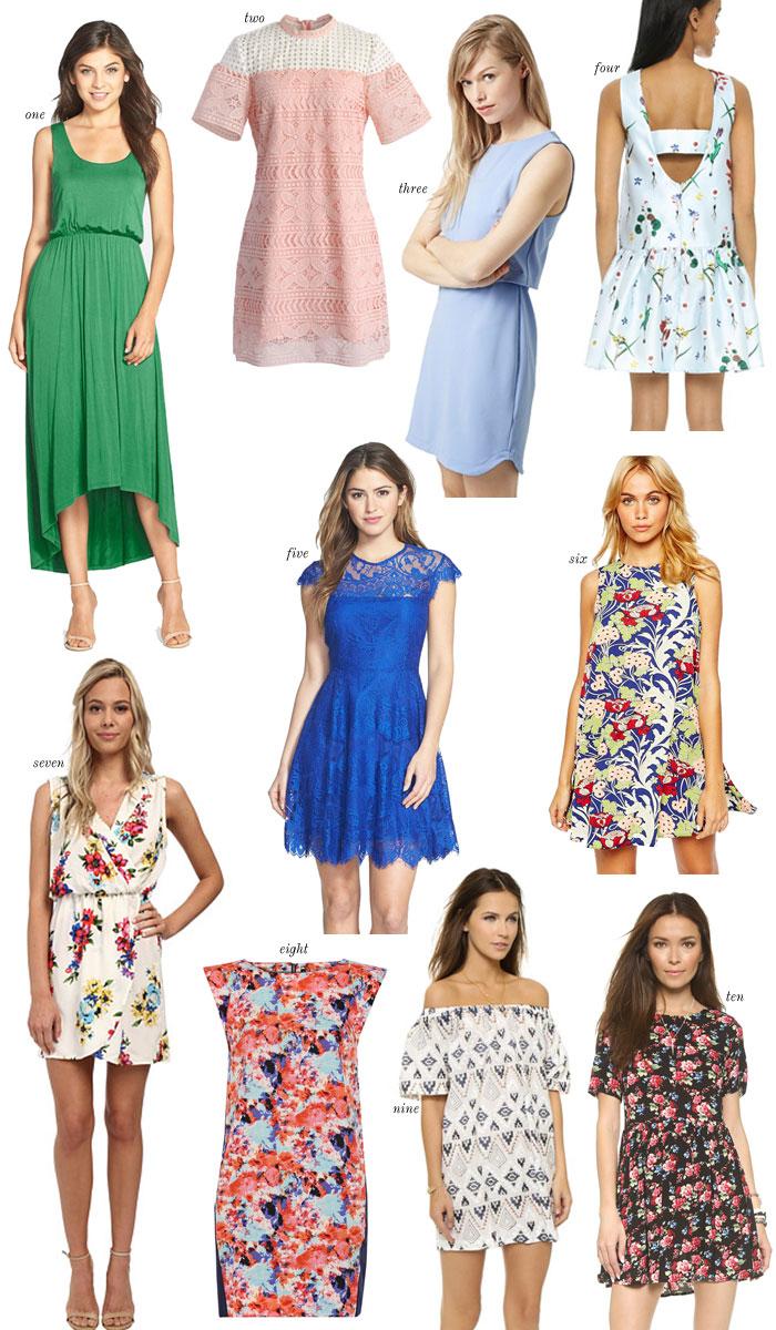 The Best Summer Dresses Under $100 - The Stripe.
