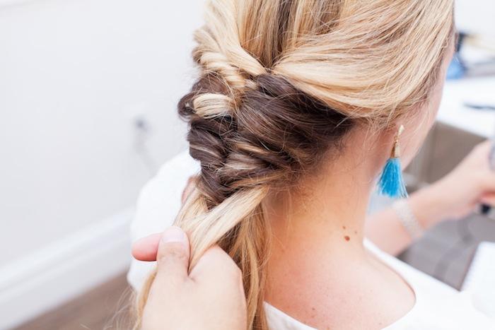 topsy tail braid tutorial 14