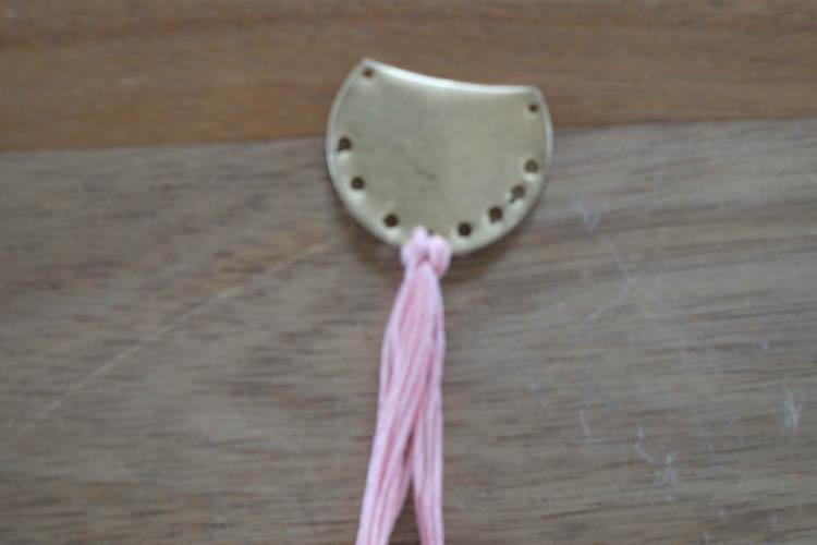 DIY Tassel Earrings12