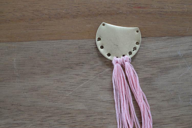 DIY Tassel Earrings14