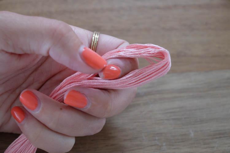 DIY Tassel Earrings8