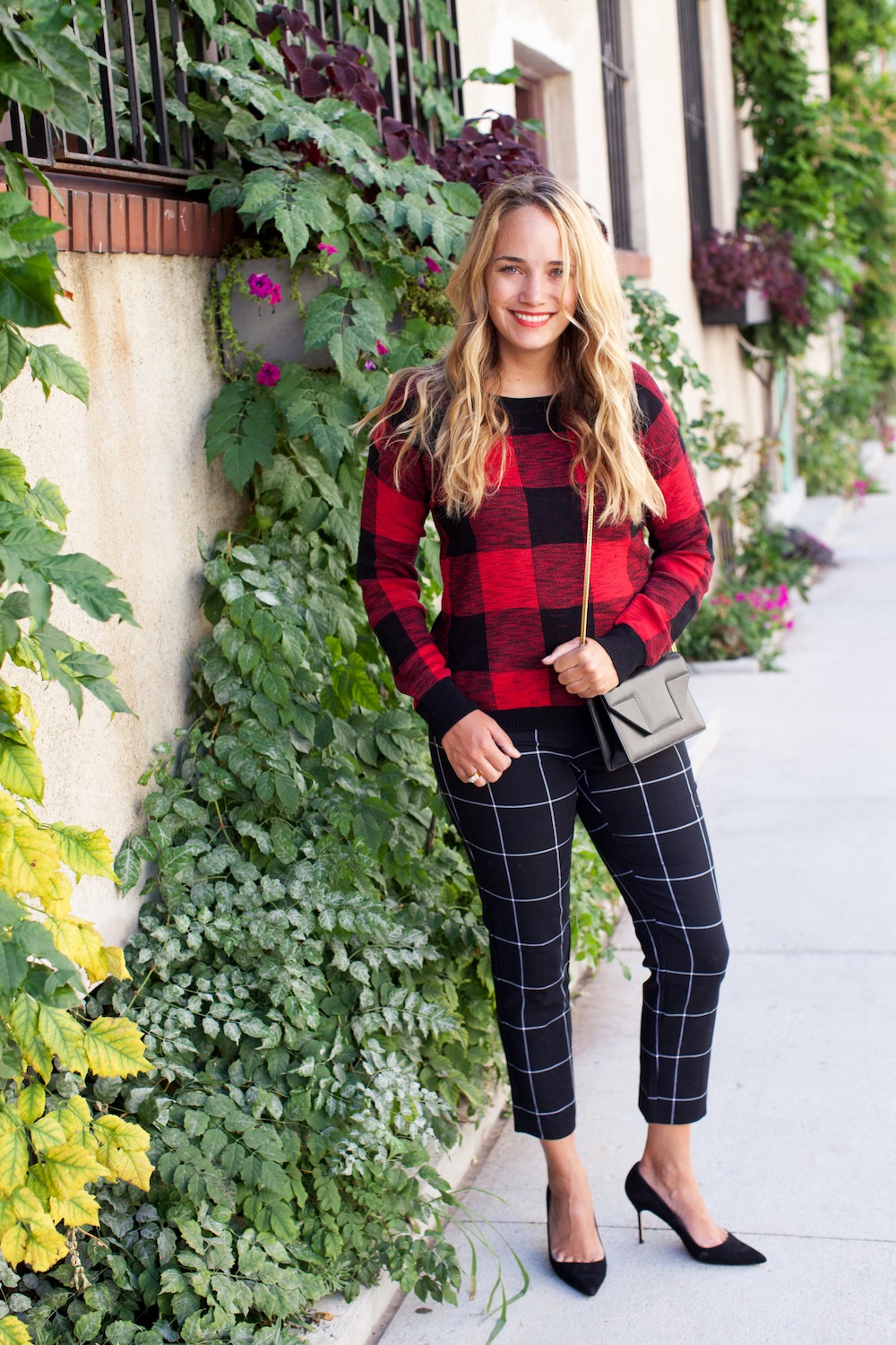 target fall plaid pieces 9