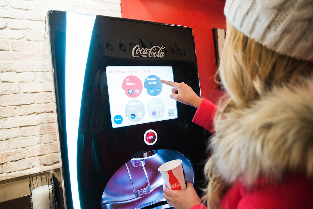 coca-cola freestyle holidays in new york 2